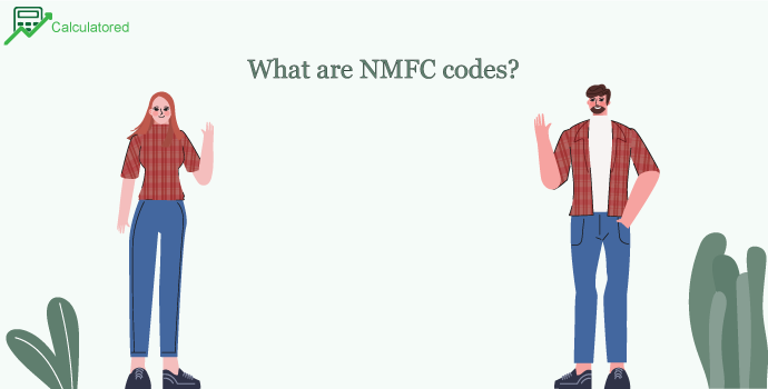 What are NMFC codes