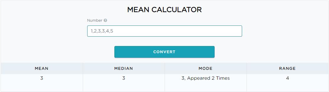 Calculadora Média